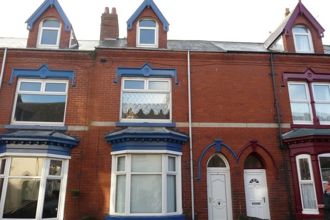 Thumbnail Terraced house to rent in Collingwood Road, Hartlepool