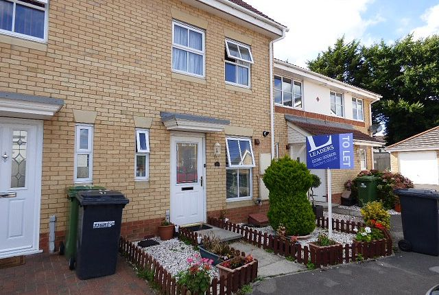 Thumbnail Town house to rent in Cedar Road, Eastleigh