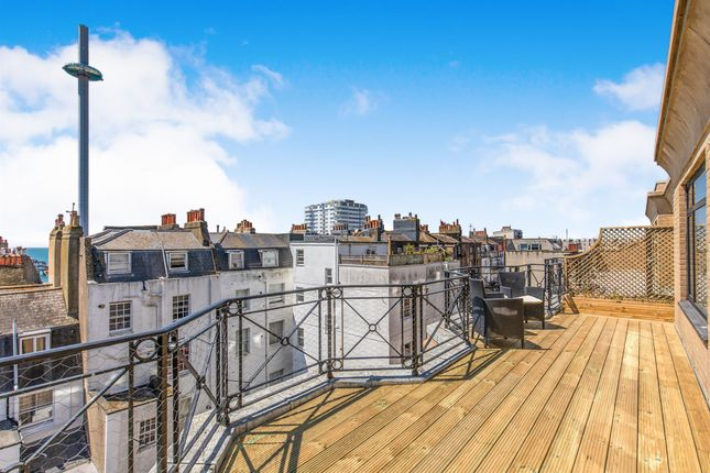 Thumbnail Penthouse for sale in Russell Square, Brighton