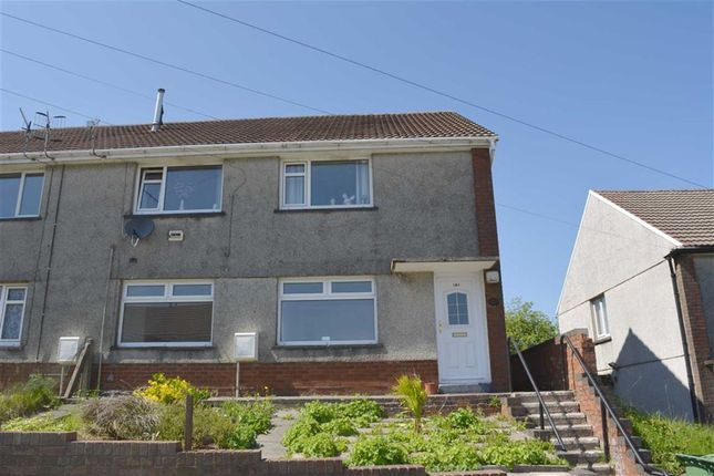 Thumbnail Flat to rent in Maesgwyn, Aberdare, Rhondda Cynon Taff
