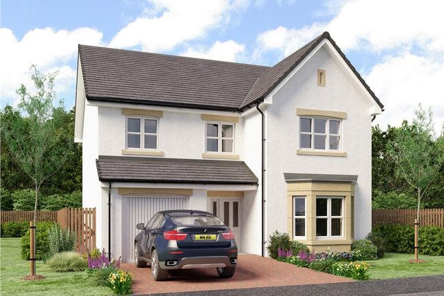 "Thumbnail Detached house for sale in ""Yeats"" at Auchinleck Road, Robroyston, Glasgow"