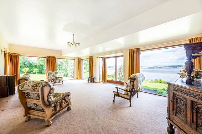 Lounge of Lilac Cottage, Rossie Braes, Montrose, Angus DD10
