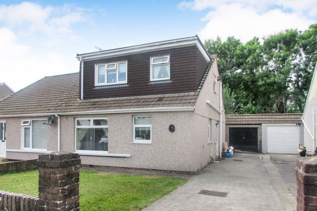 Thumbnail Bungalow to rent in Hafod Las, Penoced, Bridgend