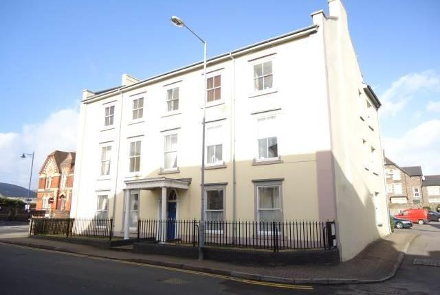 Thumbnail Flat to rent in Osbourne House, Lower Monk Street, Abergavenny