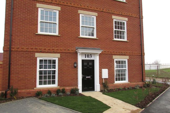 Flat to rent in Bourton Road, Banbury, Oxfordshire