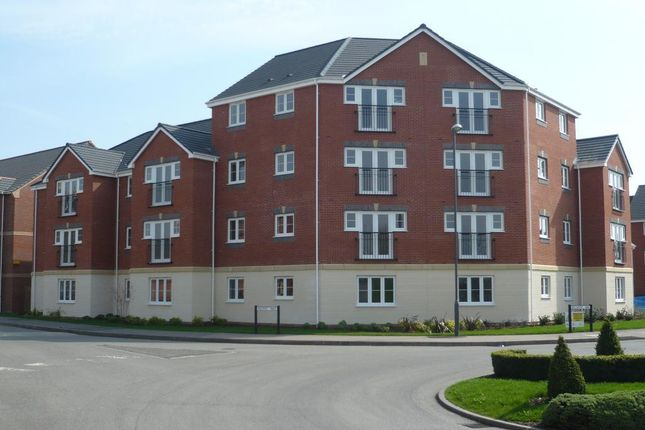Thumbnail Flat to rent in Panama Circle, Derby
