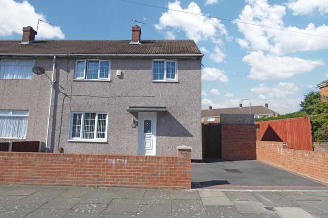 Semi-detached house in  Fatherside Drive  Bootle  Liverpool