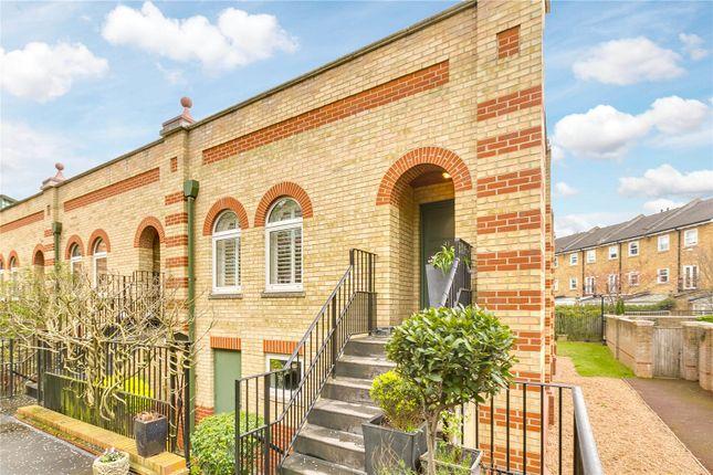 Thumbnail Mews house for sale in Oriel Drive, Harrods Village, Barnes, London