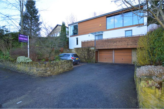 Thumbnail Detached house for sale in Skipton Road, Keighley