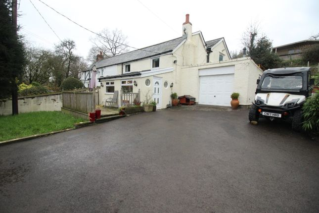 Thumbnail Semi-detached house for sale in Glascoed, Pontypool