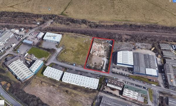 Thumbnail Land for sale in 1.3 Acres Dore House Industrial Estate, Plot 6, Orgreave Place, Sheffield, South Yorkshire