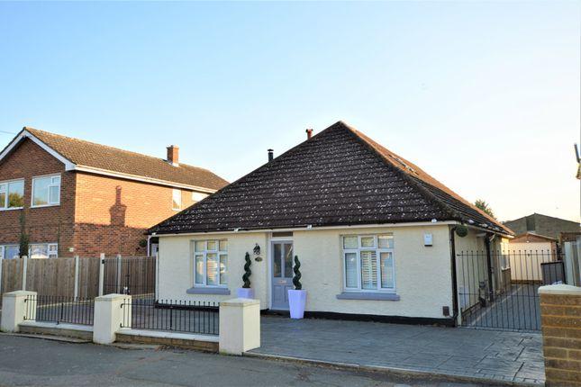 Thumbnail Detached bungalow for sale in Heath Road, Lexden, Colchester