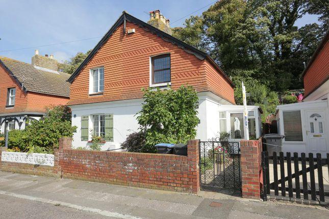 Thumbnail Semi-detached house for sale in Castlemount Road, Dover