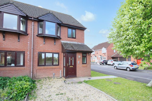 Thumbnail Semi-detached house to rent in Camellia Drive, Warminster