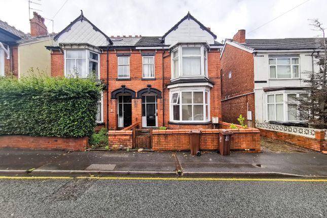 Thumbnail Property for sale in Newhampton Road East, Wolverhampton