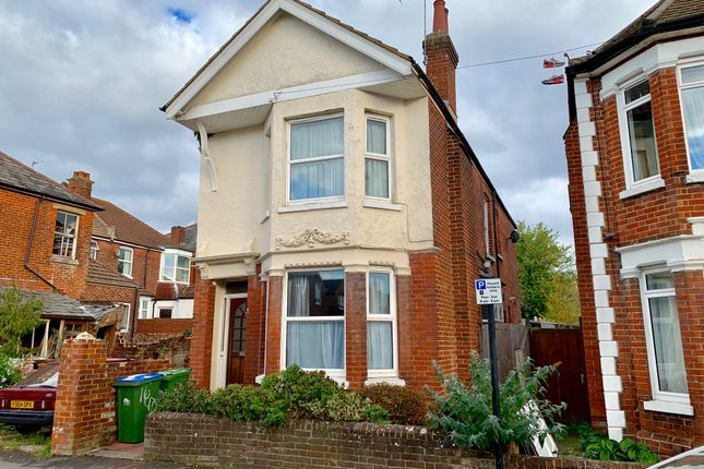 Thumbnail Detached house for sale in Devonshire Road, Polygon, Southampton