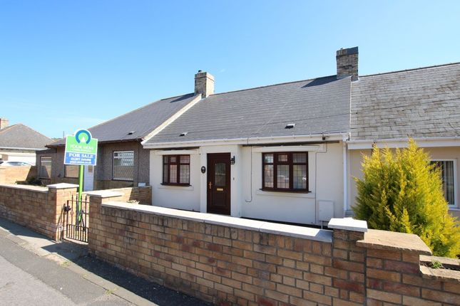 Thumbnail Bungalow for sale in Mill Road, Chopwell, Newcastle Upon Tyne