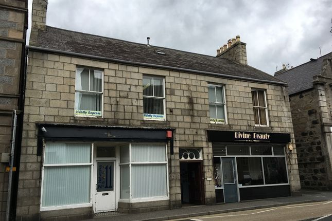 Thumbnail Office for sale in Gordon Street, Huntly