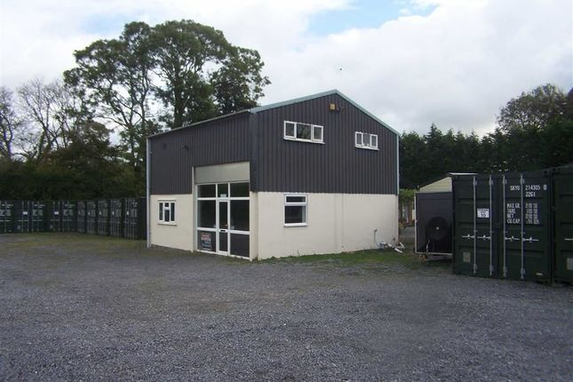 Light industrial to let in (Off A4115), Templeton, Pembrokeshire