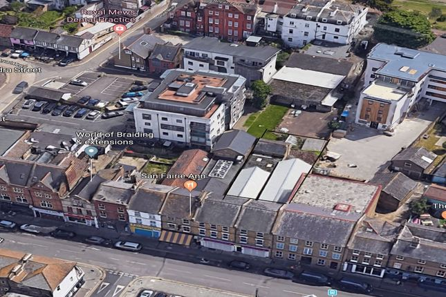 Thumbnail Land for sale in Alexandra Street, Southend-On-Sea