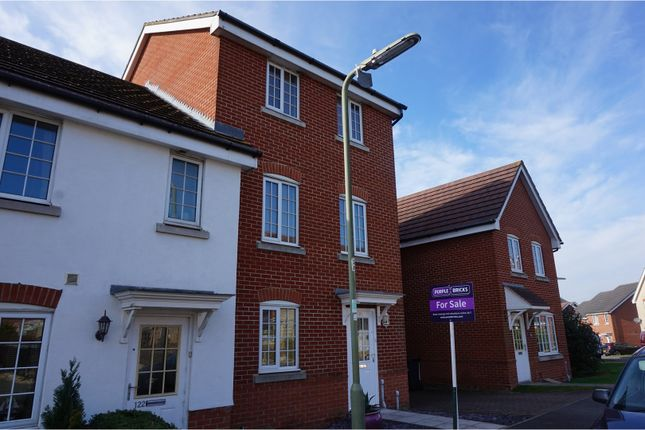 Thumbnail Link-detached house for sale in Thyme Avenue, Whiteley