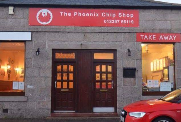 Thumbnail Restaurant/cafe for sale in 2 Viewfield Road, Ballater