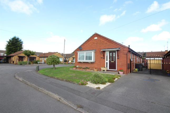 Thumbnail Detached bungalow for sale in Winterbourne Drive, Stapleford, Nottingham