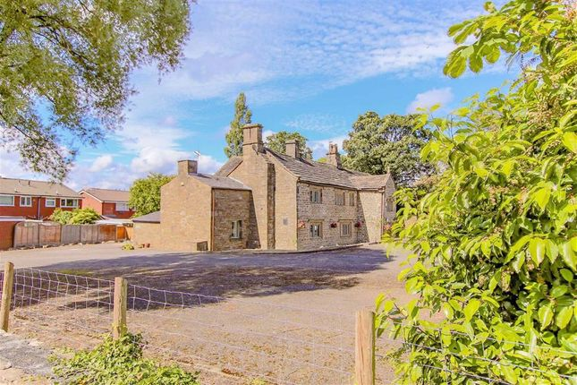 Thumbnail Detached house for sale in Sparth Road, Clayton-Le-Moors, Lancashire