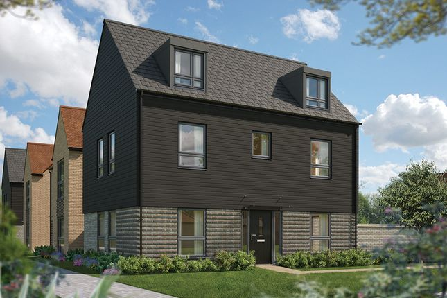 """Thumbnail Detached house for sale in """"The Mulberry"""" at Woodpecker Close, Northstowe, Cambridge"""