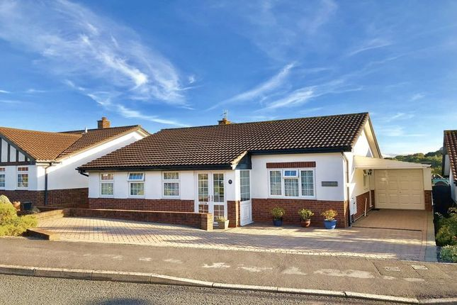 Thumbnail Detached bungalow for sale in Cornwallis Avenue, Worle, Weston-Super-Mare