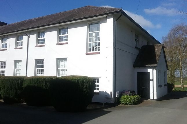 Thumbnail Flat for sale in Rowton, Halfway House, Shrewsbury