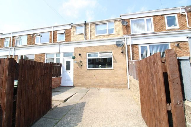Thumbnail Terraced house for sale in Ridley Street, Cramlington, Northumberland