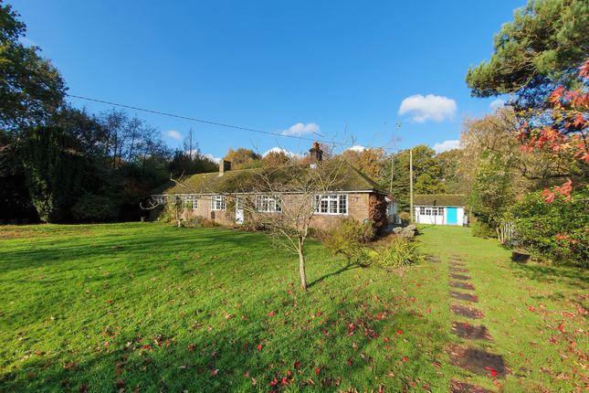 Thumbnail Detached bungalow for sale in Parrock Lane, Colemans Hatch, Hartfield