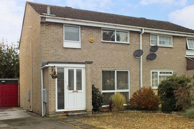 Thumbnail Semi-detached house to rent in Poplar Close, Kidlington
