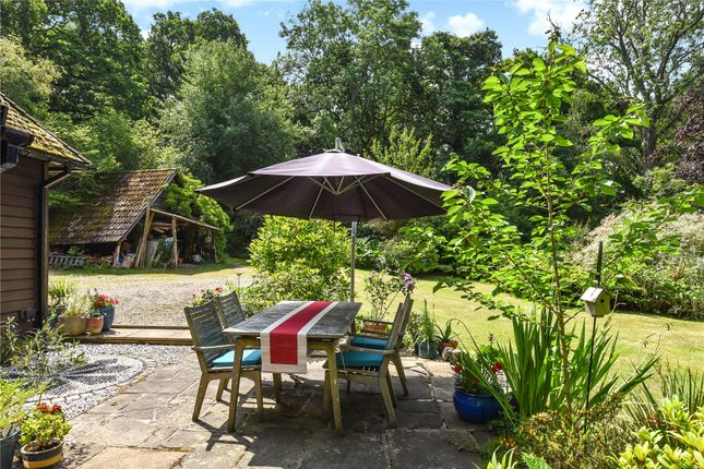 Garden of Dock Lane, Beaulieu, Brockenhurst, Hampshire SO42