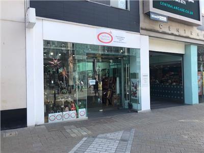Thumbnail Retail premises to let in Unit 1 Central Arcade, 143 Briggate, Leeds, West Yorkshire