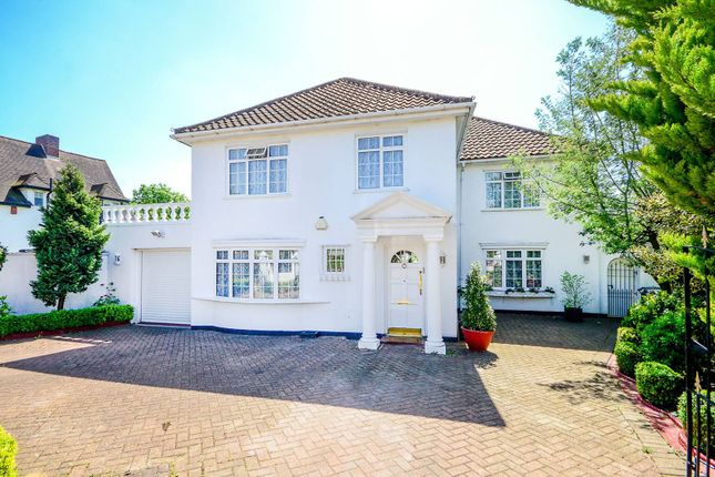 Thumbnail Detached house for sale in Jerviston Gardens, Streatham Common