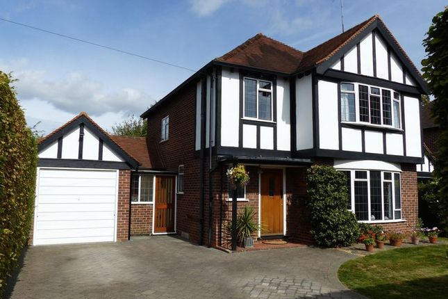 Thumbnail Detached house for sale in Sutton Close, Cookham, Maidenhead