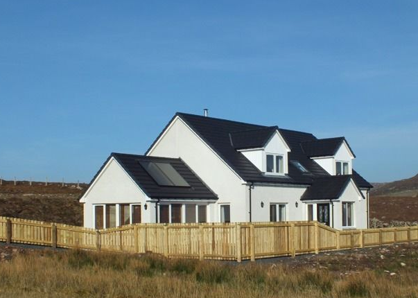 Thumbnail Detached house for sale in Lonemore, Gairloch