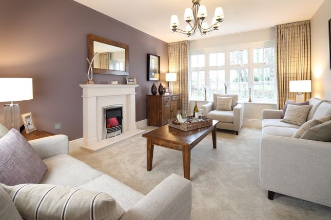 Thumbnail Detached house for sale in Plot 329 - The Sunningdale, Abbey Farm, Lady Lane, Blunsdon, Swindon