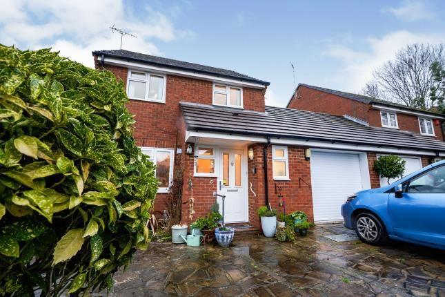 3 bed link-detached house for sale in Byfleet, Surrey KT14