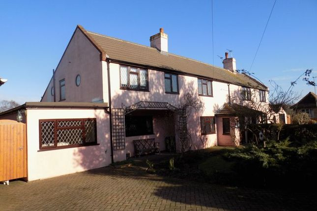 Thumbnail Property for sale in St Johns Road, Belton, Great Yarmouth