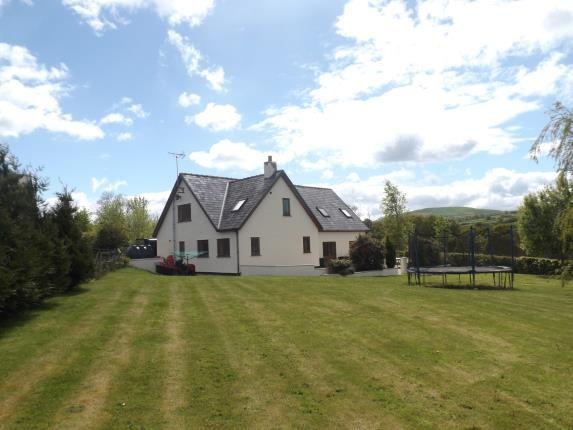 Thumbnail Detached house for sale in Llannefydd, Denbigh, Conwy