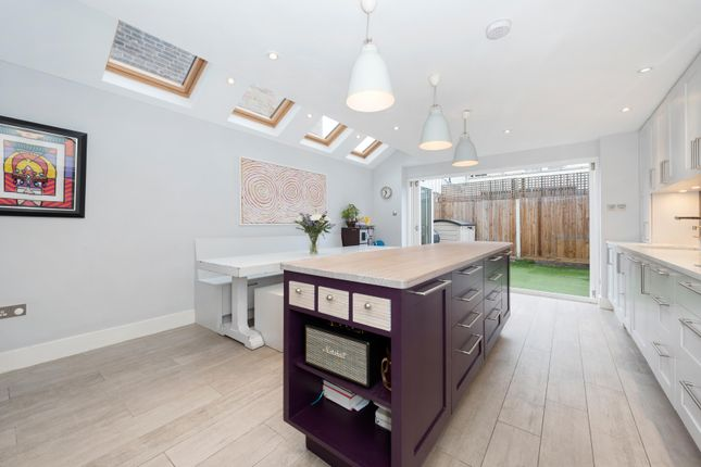 Thumbnail Terraced house for sale in Musard Road, Barons Court