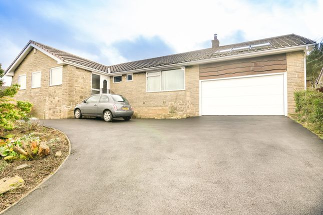 Thumbnail Detached bungalow for sale in Delph Edge, Green Moor, Wortley, Sheffield