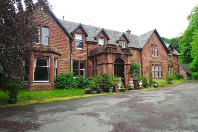 Thumbnail Detached house for sale in Drymen, Glasgow