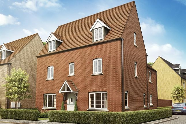 "Thumbnail Detached house for sale in ""The Kingsthorpe"" at Whitelands Way, Bicester"