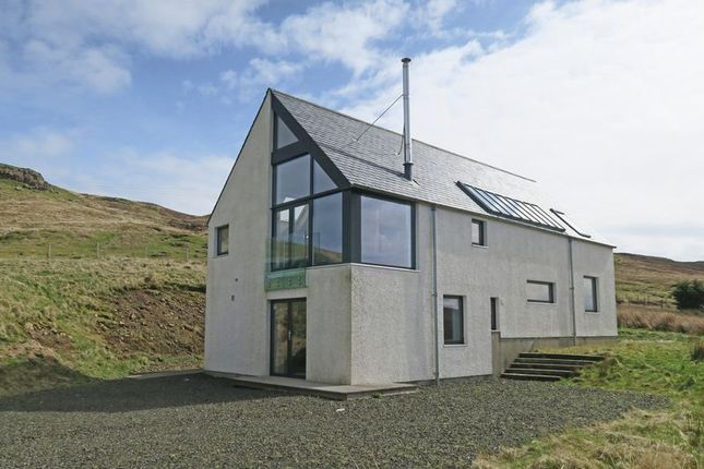 Thumbnail Detached house for sale in Waternish, Isle Of Skye