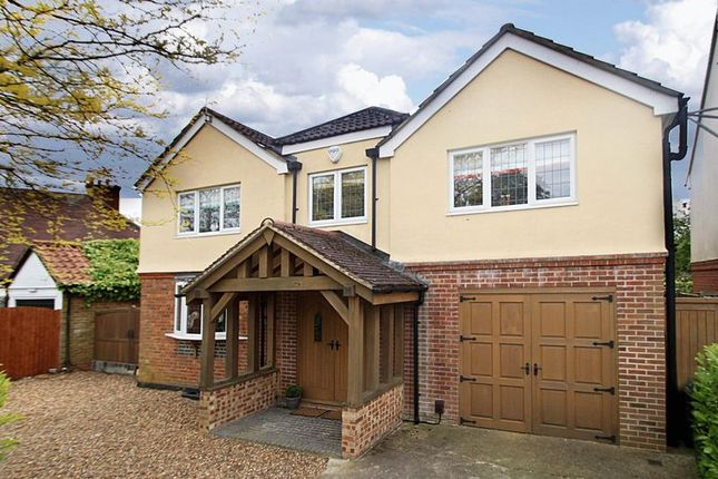 Thumbnail Detached house for sale in Fairfield Road, Epping