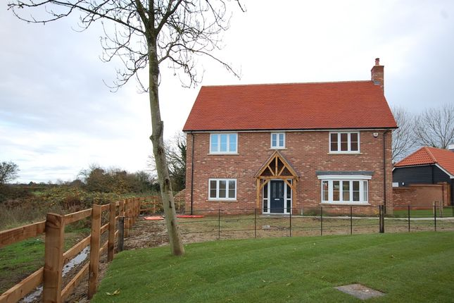 Thumbnail Detached house for sale in Rainbird Place, Coxtie Green Road, Billericay